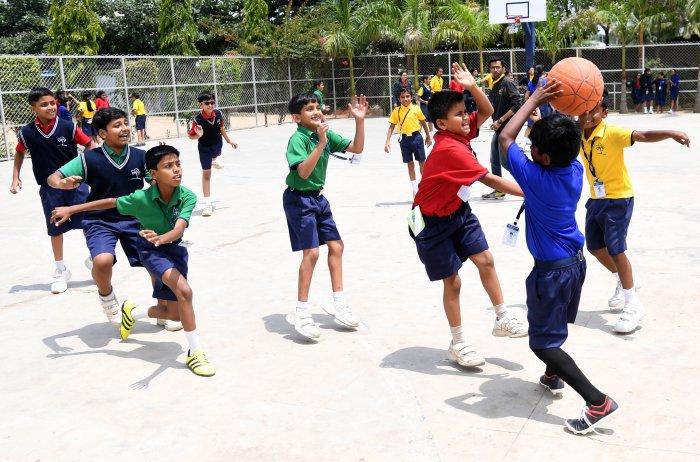 Sports in schools