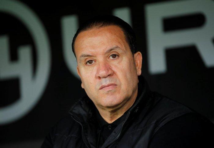 Tunisia coach Nabil Maaloul. Reuters
