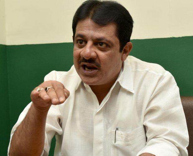 Karnataka Food Minister Zameer Ahmed Khan, PTI file photo