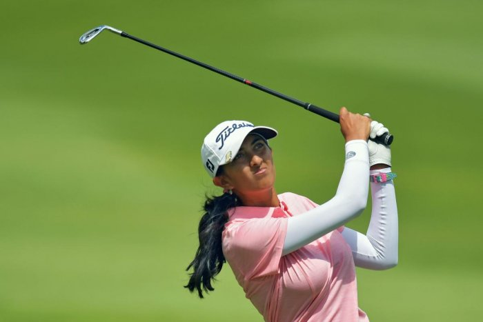 Aditi Ashok. File Photo
