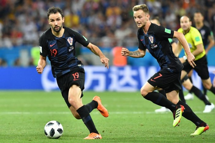 Croatia's tremendous run has proven that even lower ranked teams have the ability to last the distance at this World Cup. AFP