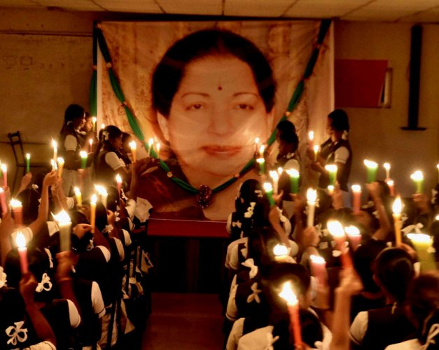 The mystery surrounding hospitalisation and subsequent death of the former chiefminister of Tamil Nadu J Jayalalithaa seems to be growing with each passing day. PTI file photo