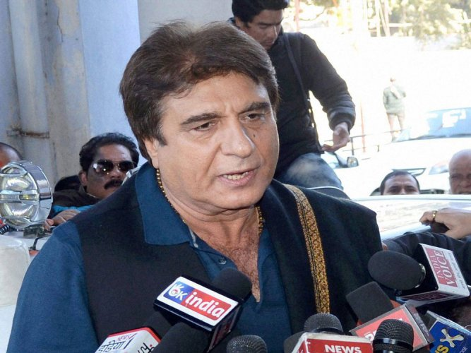 UP Congress president Raj Babbar later clarified that the test was intended to keep the spokesmen abreast with the changing political scenario. ''It was not to humiliate or reject anyone,'' he said on Friday. PTI file photo