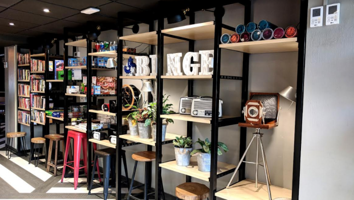 ZEE5 Loft has a quirky vibe to it.