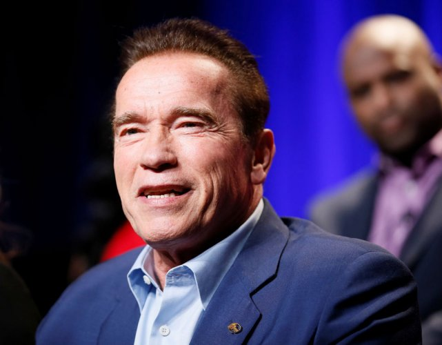 """Los Angeles-In the wake of shooting at the office of a community newspaper in Maryland, veteran action star Arnold Schwarzenegger has come out in support of the media and called the journalists as the """"strong allies of our democracy"""". Reuters file photo"""