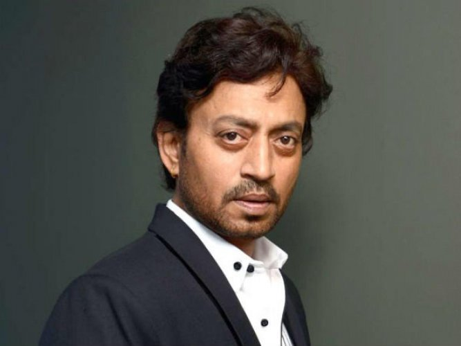 Leading Indian actor Irrfan Khan was announced as the winner of a special Icon Award at the closing ceremony of the London Indian Film Festival (LIFF). File photo