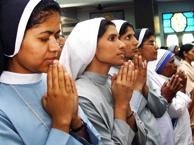Let nuns perform sacrament of confession in Church | Deccan