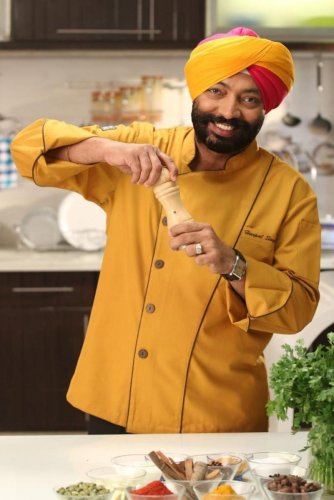 Chef Harpal Singh Sokhi