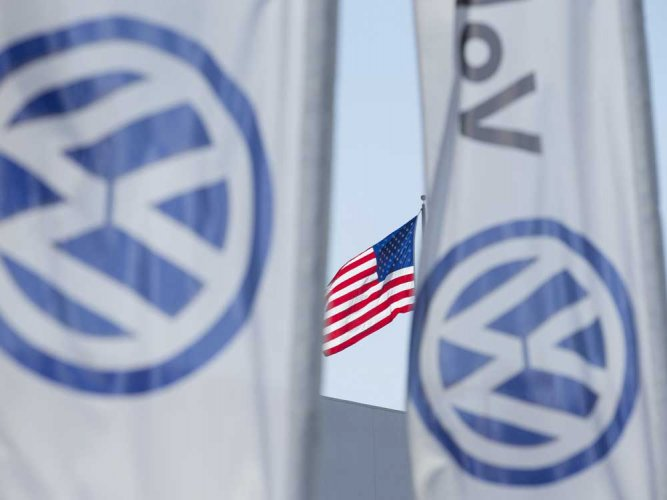 The group will launch a new SUV, based on VW's flexible MQB platform by the second half of 2020. Reuters.