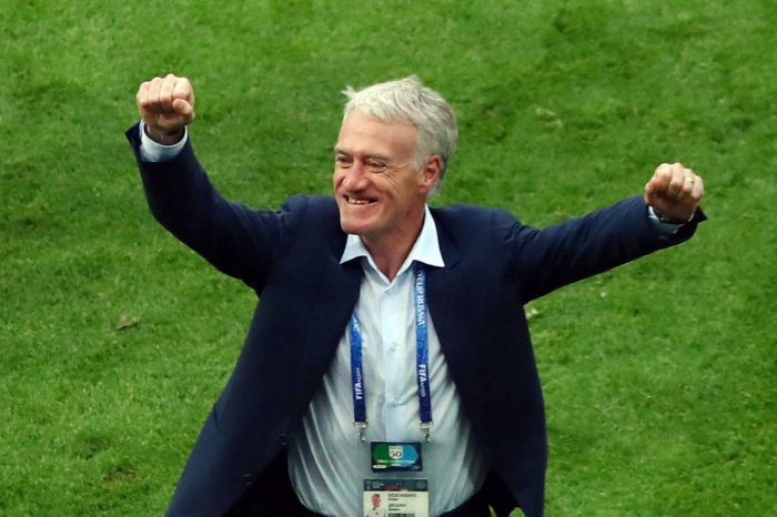 Although he has an embarrassment of attacking riches at his disposal, Didier Deschamps has not gotten carried away but instilled solidity to the French team. REUTERS