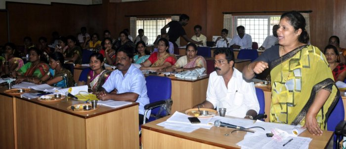 108 ambulance staff ignorant of first aid: TP members   Deccan Herald
