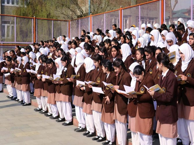 In another diktat, the co-ed school has directed its all the students to use urinals during specific time only. PTI image for representation.