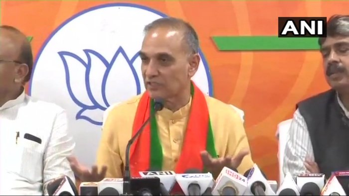 Union Minister and former Mumbai Police commissioner Satyapal Singh. ANI file photo