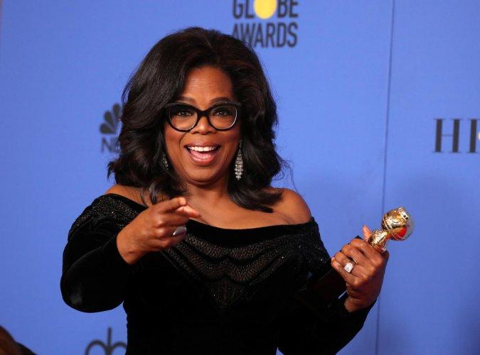 Oprah Winfrey. Reuters File Photo