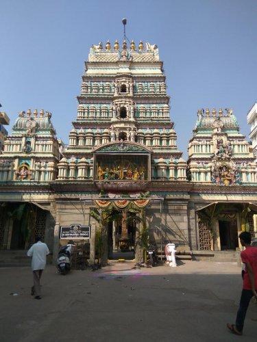 vibrant Sri Dharmaraya Swamy Temple in Bengaluru