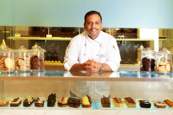 Chef Daniel Koshy