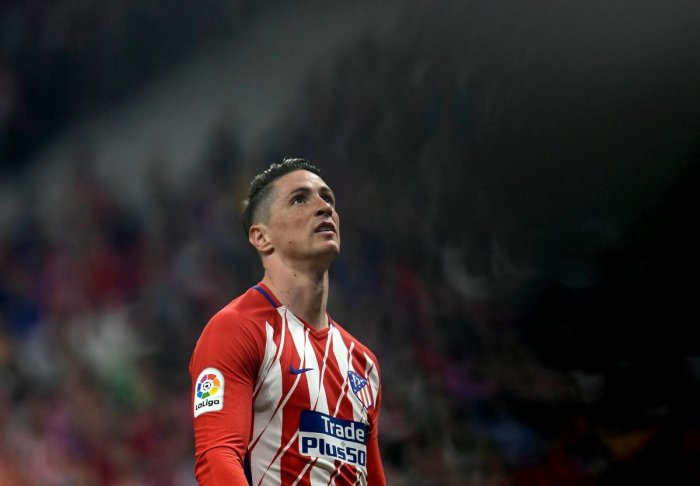 Fernando Torres, AFP photo