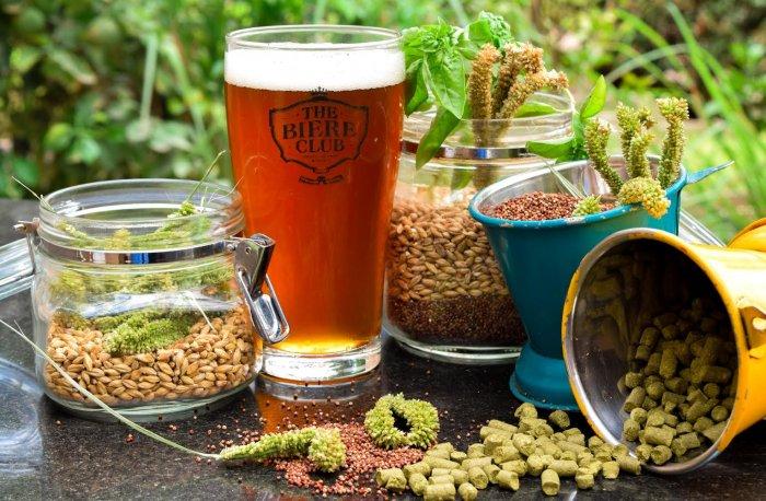Plant milk, millet beer now trending | Deccan Herald