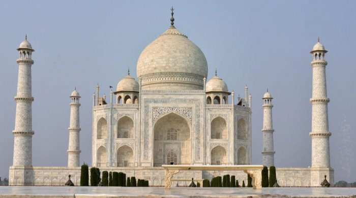 The apex court also expressed anguish over the Uttar Pradesh government failure to come out with a vision document to preserve and protect the Taj Mahal. PTI File photo