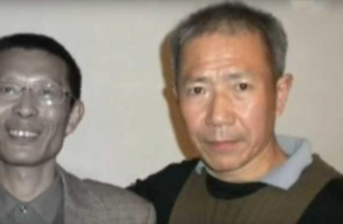 Qin Yongmin (Video grab)