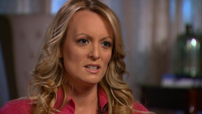 Stormy Daniels, Reuters file photo