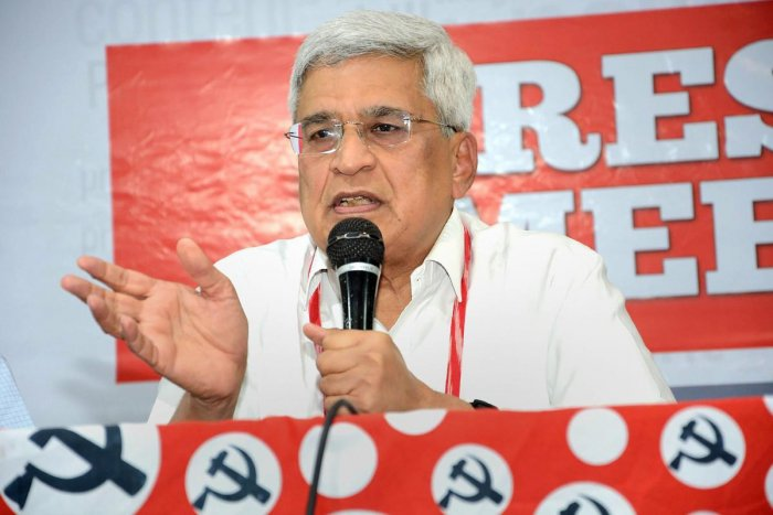 "Prakash Karat said various steps taken by the government, including the legislation being brought forth to abolish the University Grants Commission (UGC) and set up a Higher Education Commission of India (HECI), has brought into sharp focus the ""assault"""