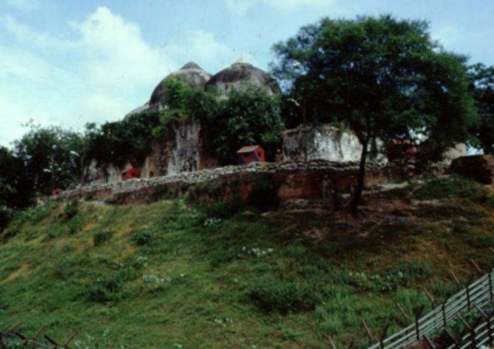 Babri Masjid, DH file photo
