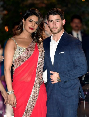Bollywood actor Priyanka Chopra and American singer-songwriter Nick Jonas. (PTI File Photo)