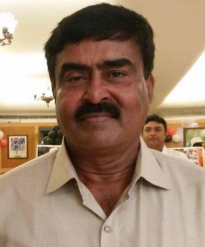 S N Nagaraj