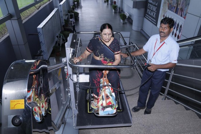 According to the infrastructure building agency, the work of making all the central government buildings accessible-friendly for differently-abled persons will be completed by August.