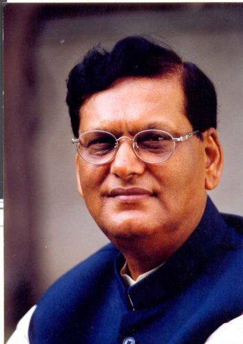 NGO Sulabh International founder Bindeshwar Pathak.