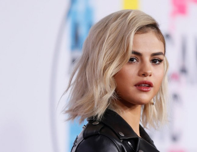 Selena Gomez. (Reuters File Photo)