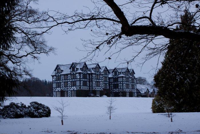 Gregynog Hall, North Wales