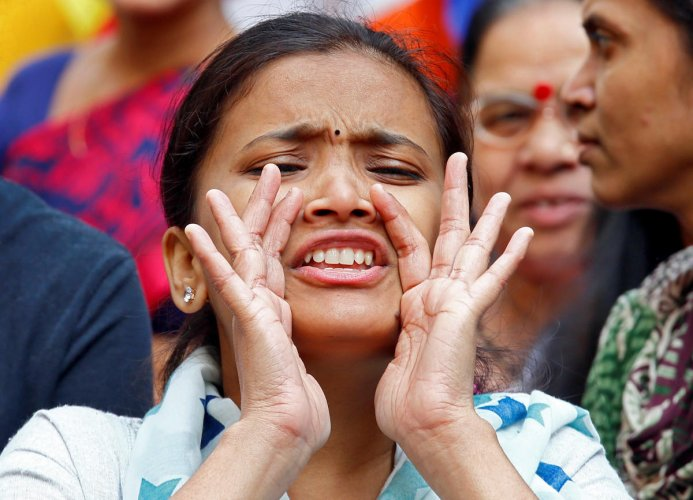 """""""(A total of) 26,708 women, including 5056 minor girls, had gone missing from 2013-17, out of which 24,444 were found. However, 2,264 of them are yet to be traced,"""" stated Fadnavis, who also holds the Home portfolio. Reuters photo for representation."""