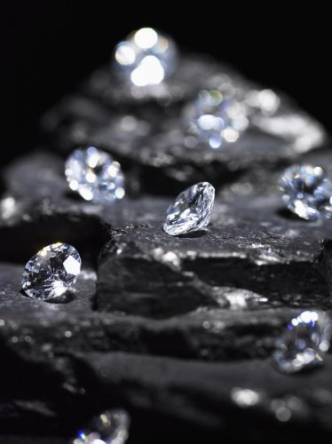 Considering the total volume of cratonic roots in the Earth, the team figures that about a quadrillion tonnes of diamond are scattered within these ancient rocks, 90 to 150 miles below the surface. (File Photo. For representation purpose)