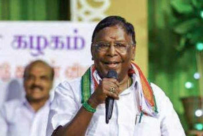 Narayanasamy said the Centre has been depriving the States of their rights by some measure or the other. (PTI File Photo)