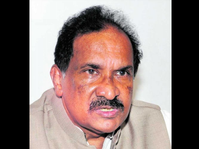 IT-BT, Science & Technology and Large & Medium Industries Minister K J George