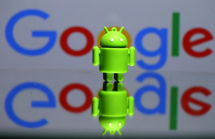 """Google has allowed third parties to make such """"forks"""" of Android, as they are termed in the industry, but it limited their adoption through licensing restrictions, the EU found."""