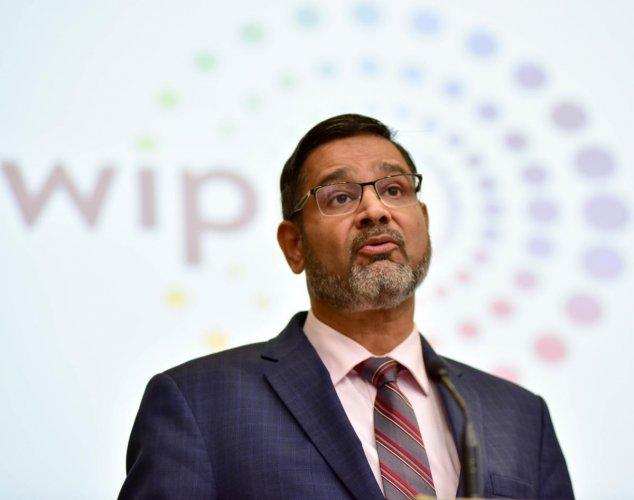 Abidali Z Neemuchwala, Wipro Chief Executive officer (CEO). DH Photo/ B H Shivakumar