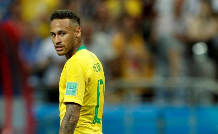 Brazil's Neymar. Reuters