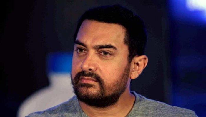 Superstar Aamir Khan, file photo