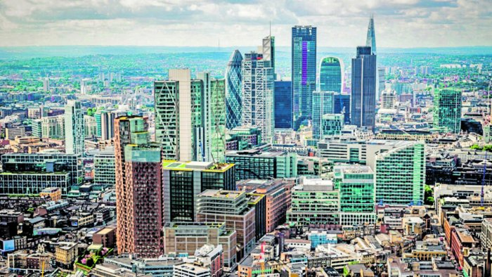 London, file photo