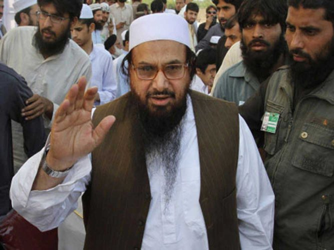 Hafiz Saeed of the Milli Muslim League is among those who are contesting the elections. Reuters file photo.