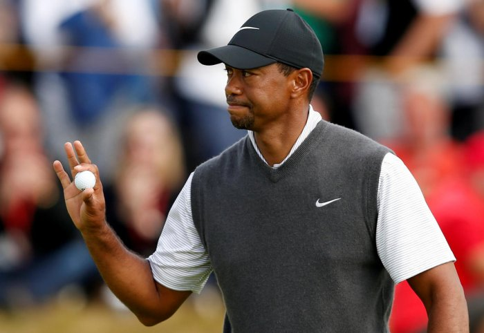 English golfer Tony Jacklin feels young players are no longer intimidated by the reputation of veteran Tiger Woods. Reuters