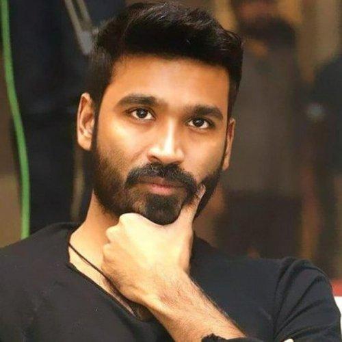Actor-director Dhanush, file photo