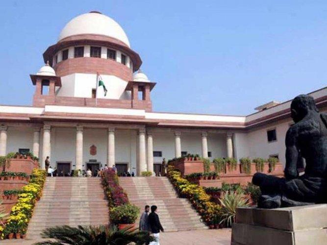 The Supreme Court, PTI file photo