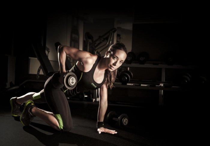Fitness expert Samantha Clayton