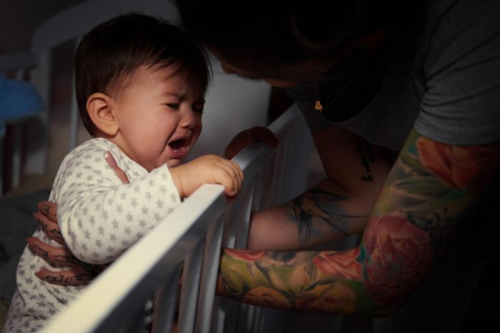 CIO is used to teach the baby to self-soothe and reduce co-dependence