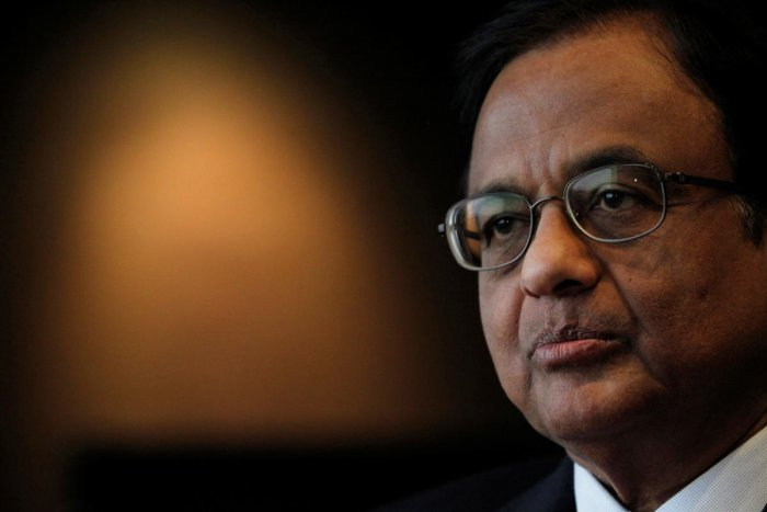 The Delhi High Court will hear a plea by former Union minister P Chidambaram, seeking anticipatory bail in the Enforcement Directorate's (ED) money-laundering case related to INX Media, Wednesday. Reuters file photo