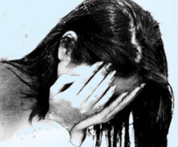 The woman, a mother of two, informed her husband about the harassment and lodged a complaint on July 24, police said. (Picture for representation only)